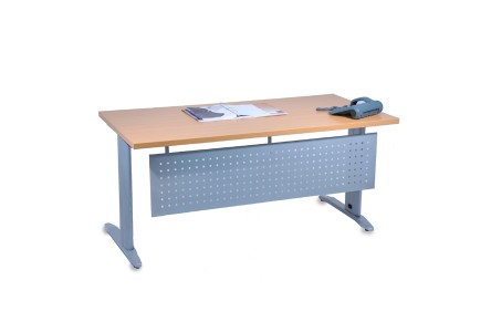 BUREAU  DROIT PIETEMENT METALLIQUE ELECTRA