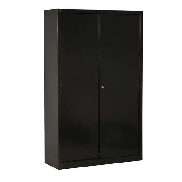 armoire de bureau une porte. Black Bedroom Furniture Sets. Home Design Ideas